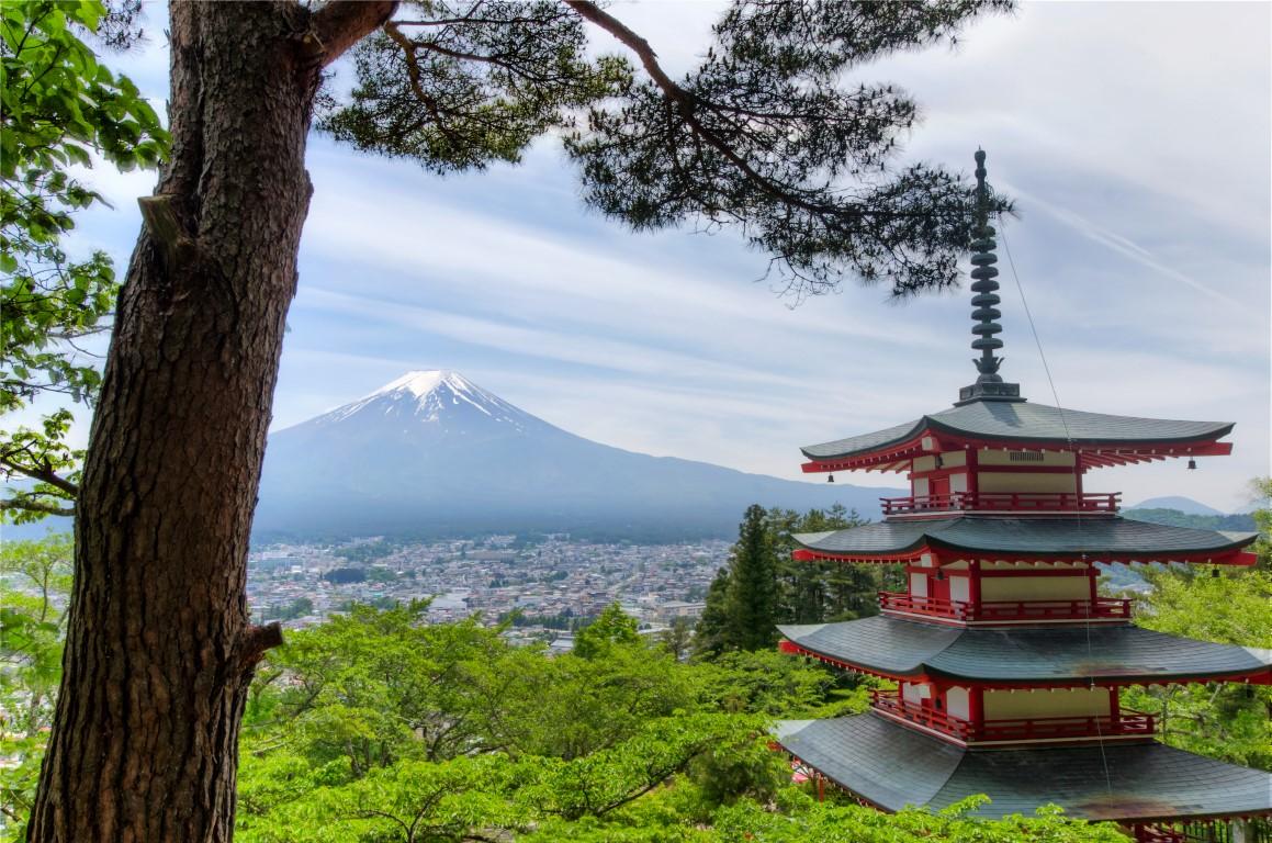 Fuji Mountain 1